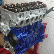 Puma engine build