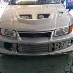 Mitsubishi Evo Intercooler