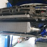 Evo 5 front mount intercooler