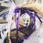 Evo 5 multi point roll cage